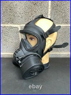 Genuine British Army GSR Gas Mask Respirator Size 3