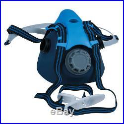 KS TOOLS Wiederverwendbare Halbmaske, Gas Schutz usw