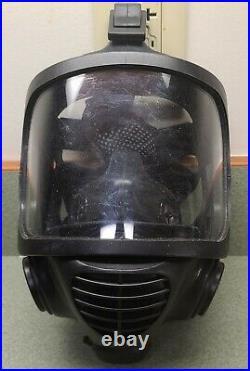 MIRA Safety CM6 Gas Mask 40mm Respirator Vintage