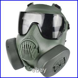 MIRA Safety CM-6M Tactical Gas Mask Full-Face Respirator for CBRN Defense Huntin
