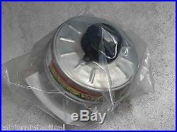 MSA Advantage1000 Gas Mask w New Filter, 40mm NATO Filter Adapter, #813859 MEDIUM