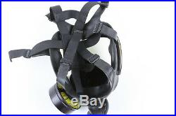 MSA Advantage 1000 Full Face Respirator Gas Mask, Size Medium