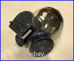 MSA Advantage 1000 Riot Control Full Face Respirator Gas Mask Size Medium