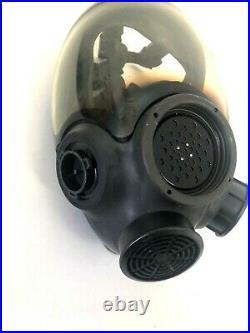 MSA Advantage 1000 Riot Control Full Face Respirator Gas Mask, Size Medium MD #2