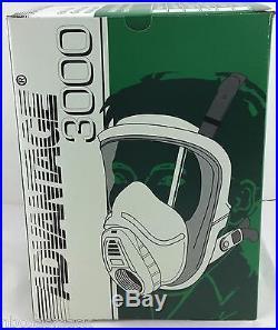 MSA Advantage 3000 (40mm NATO) Gas Mask/Respirator withNBC Filter NIBExp 6/2022