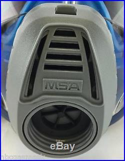 MSA Advantage 3100 (40mm NATO) Gas Mask/Respirator withNBC Filter NEWExp 12/2022