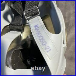 MSA CBRN Gas Mask Full Face Respirator Full Face Shield