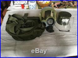 MSA CBRN Protective Riot gas mask
