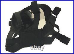 MSA GAS MASK Size US Large 10006233 WithExternal Face Shield 10000002350