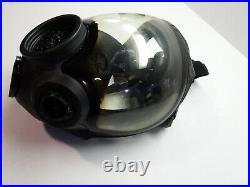 MSA Gas Mask MD OEM Full Face Respirator Mask 7-1293-1