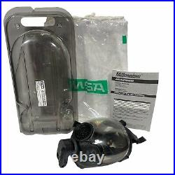 MSA Millennium APR Respirator Full Face Gas Mask Size Medium CS/CN APR / CBRN