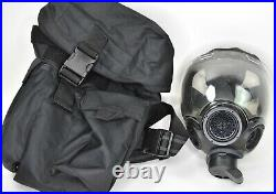 MSA Millennium CBRA Gas Mask Small full face w bag 10006239 SIZE LARGE m9c1