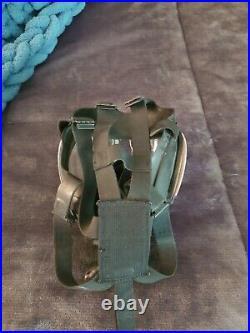 MSA Millennium CBRN 40mm Gas Mask Size Medium Authentic Genuine. Case Included