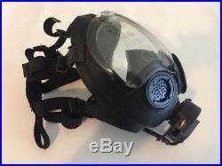 MSA Millennium CBRN Gas Mask Medium 10051287 Hazmat
