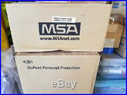 MSA Millennium CBRN Gas Mask Respirator Large 10051288