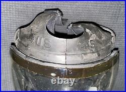MSA Millennium Full Face Gas Mask CBRN Size Small Respirator 40mm