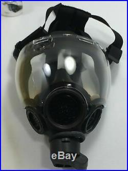 MSA NOS Millennium Swat Safety CBRN ERT Military Gas Mask 10002350 Make