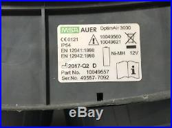MSA Optimair 3000 APR Air Purifying Respirator connector hose Gas Safety Equip