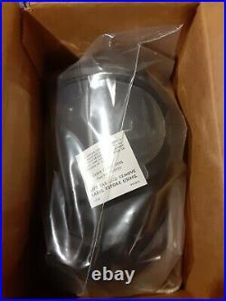 MSA Phalanx Alpha Police/Military Riot Control Gas Mask Respirator Large sz