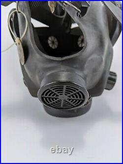MSA Phalanx Police/Military Gas Mask with carrier and filter size large SHTF