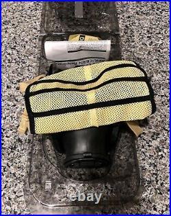 MSA Ultra Elite APR/CBRN Respirator Gas Mask Size MEDIUM