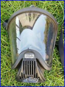 MSA Ultra Elite Gasmaske Normaldruck inkl. Maskenbehälter