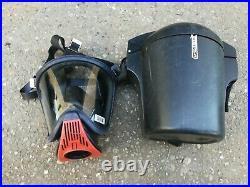 MSA Ultra Elite Gasmaske Überdruck inkl. Maskenbehälter