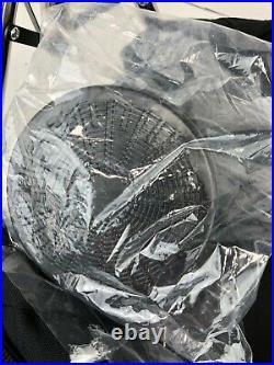 Mestel SGE-150, M / L 40mm Gas Mask Respirator + MSA Filter & Drop Leg Pouch Bag