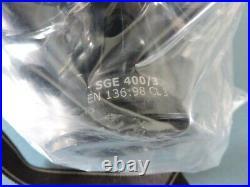 Mestel Safety SGE 400/3 BB 40mm NATO Gas Mask 2020 Mfg