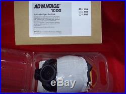 Msa Advantage 1000 Gas Mask #813859