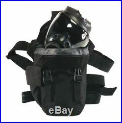 Msa Respirator Pouch, For Use With Millennium and Advantage Gas Mask 10034184