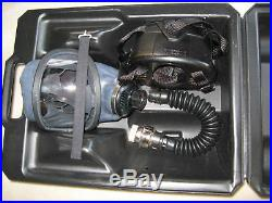 Msa Type N Gas Mask For Cannister (window-cator) Sw