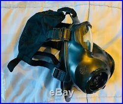 NEW Avon FM50 Chemical-Biological Respirator/US Military NBC Gas Mask