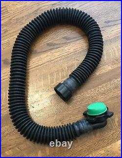 NEW IRT C420 3-Speed PAPR Blower Unit Gas Mask Protection w Long Tube