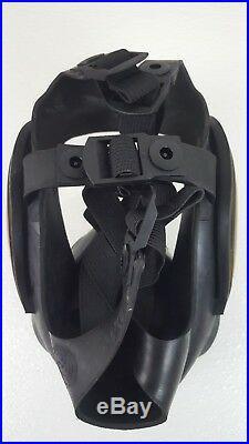 NEW MSA Advantage 1000 Riot Control ChemBio Agent Gas Mask Medium #813859