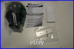 NEW Open Box MSA 10051287 Millennium Riot Control Gas Mask Medium