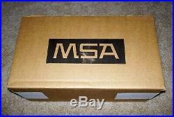 NIB Brand New Sealed MSA Millennium CBRN GAS MASK Riot Control NBC RespiratorM