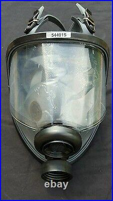 NORTH FULL FACE GAS MASK PART # 54400 series SIZE S