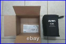 New Avon Protection C50 Twin Port CBRN Gas Mask Respirator with Bag Size Medium