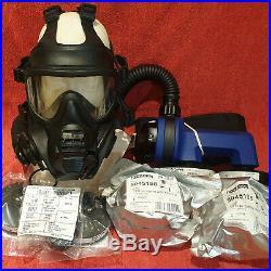 New Scott Proflow FRR First Responder Respirator GSR Gas Mask NATO P3 PAPR M50