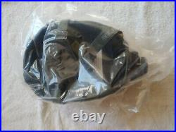 New USGI Military Surplus M40A1 Gas Mask Full Face Respirator New Cannister
