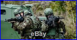 Panoramic Gas Mask Respirator PMK-S for Russian Army special force. Size L. New