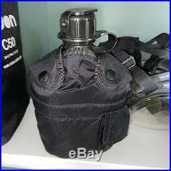 Police Grade MSA Millennium Gas Mask Size Medium