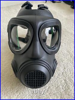 RARE New Condition A4 Forsheda Gas Mask Respirator No Filter