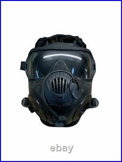 Rare British Army S019 Avon C50 Respirator Gas Mask Set 2
