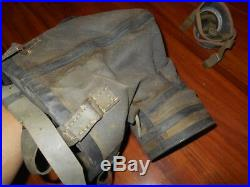 Rare Vintage Cavalary Horse Gas Mask Respirator Like Soviet Ww2