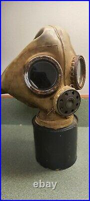 Russian GP1 / GP2 Gas Mask Cold War / Soviet Era Respirator