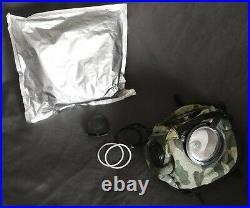 Russian Spetsnaz FSB ROU Face Gas Mask Respirator Camo Riot SAS VDV NBC STALKER