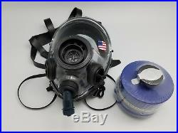 SGE 400/3 Gas Mask BB/ Respirator With Drinking Tube and Speech Diaphram