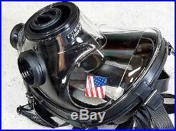SGE 400/3 Gas Mask / Respirator CBRN & NBC Protection -NEW Made FEB 2020